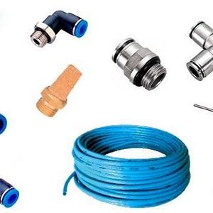 conexões pneumáticas